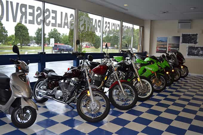 Extreme Powersports Showroom Image 4